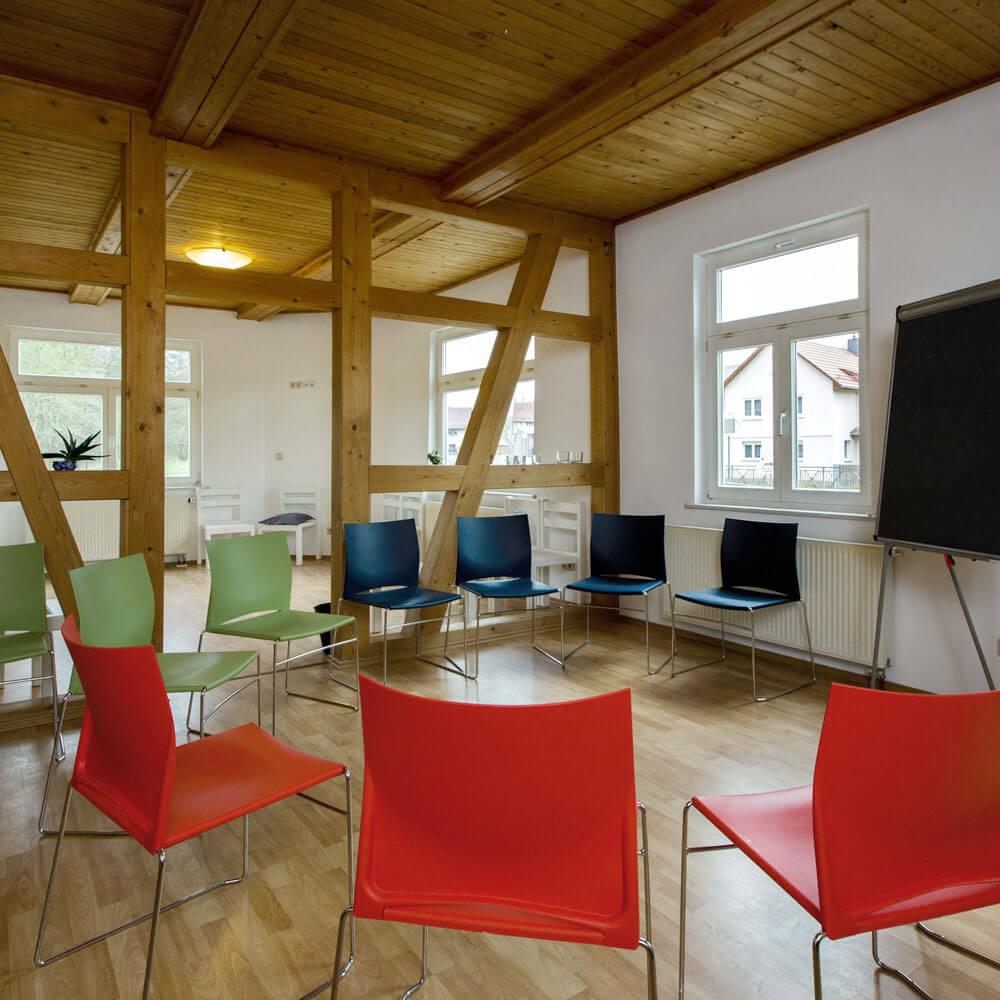 Bildungs-Tagungsstätte – Tagungsraum groß